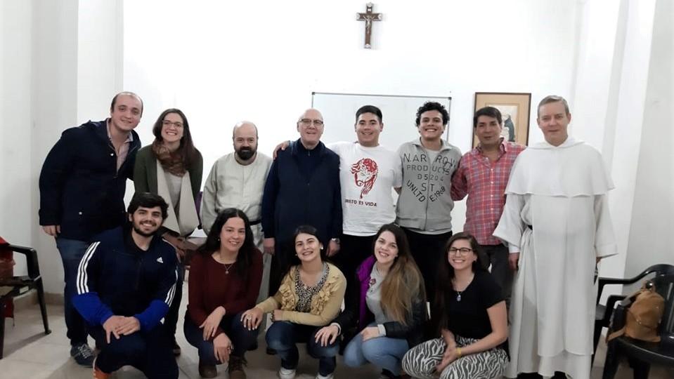 Visitas de las comunidades de Santiago del Estero y Tucumán