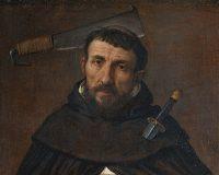 584px-Lotto_-_Friar_Angelo_Ferretti_as_Saint_Peter_Martyr,_1549