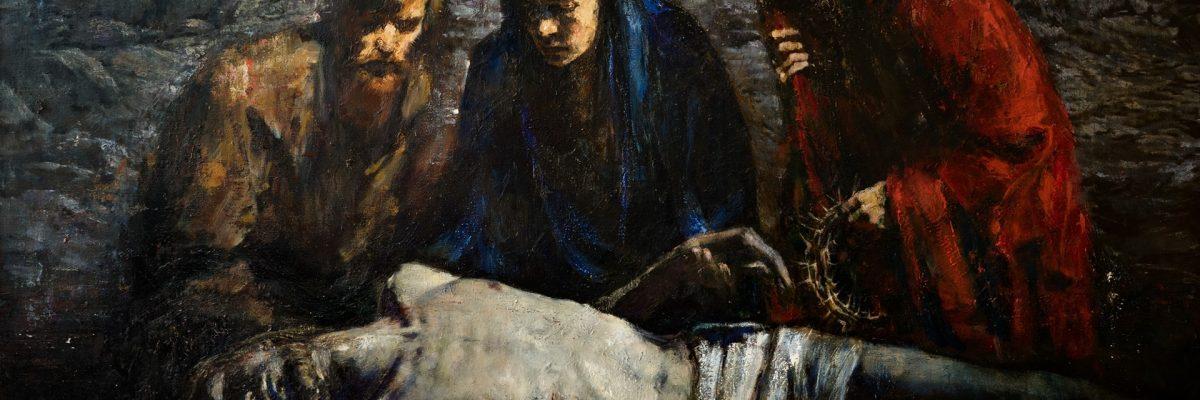 El lamento por Cristo - Anatoly Shumkin - 2016