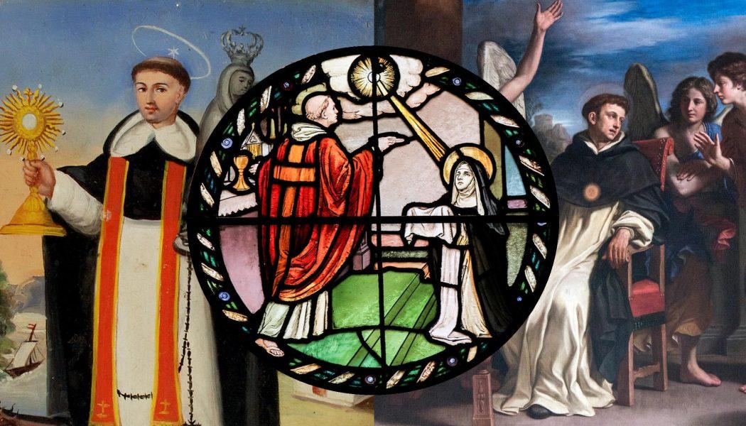 Santos Eucaristía