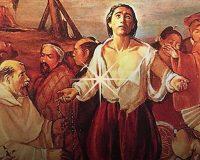 Santos Lorenzo, Domingo y compañeros