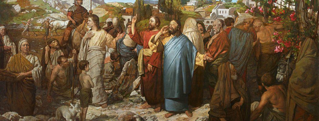nov 6, Parábola del gran banquete